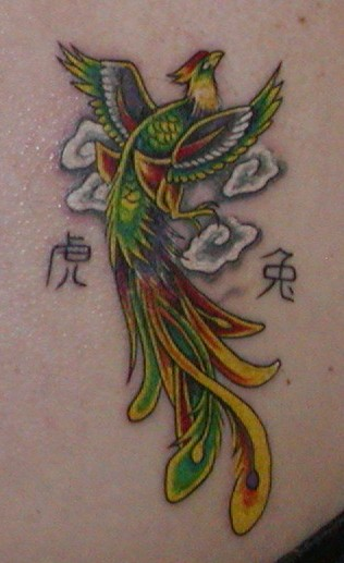 phoenix tattoo art design very best images on arm and lower back tattoo